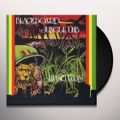 "Lee ""Scratch"" Perry BLACKBOARD JUNGLE DUB Vinyl Record"