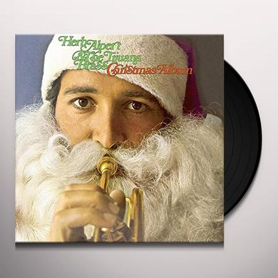 Herb Alpert CHRISTMAS ALBUM Vinyl Record