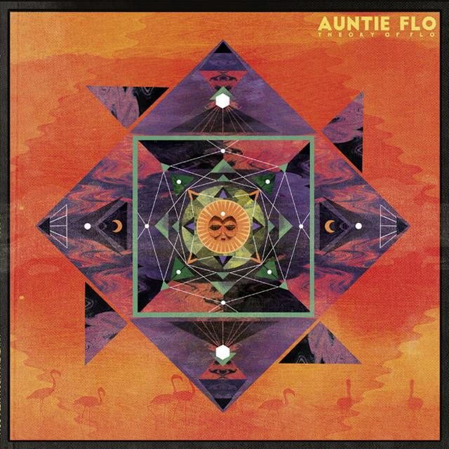 Auntie Flo THEORY OF FLO Vinyl Record