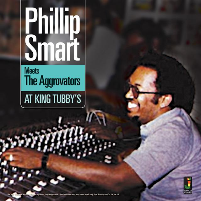 Phillip Smart / The Aggrovators AT KING TUBBY'S Vinyl Record