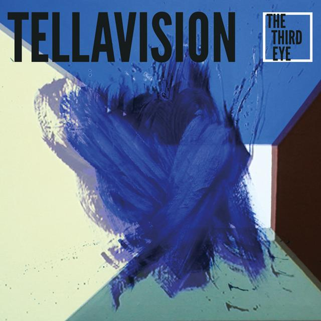 Tellavision THIRD EYE Vinyl Record - 180 Gram Pressing