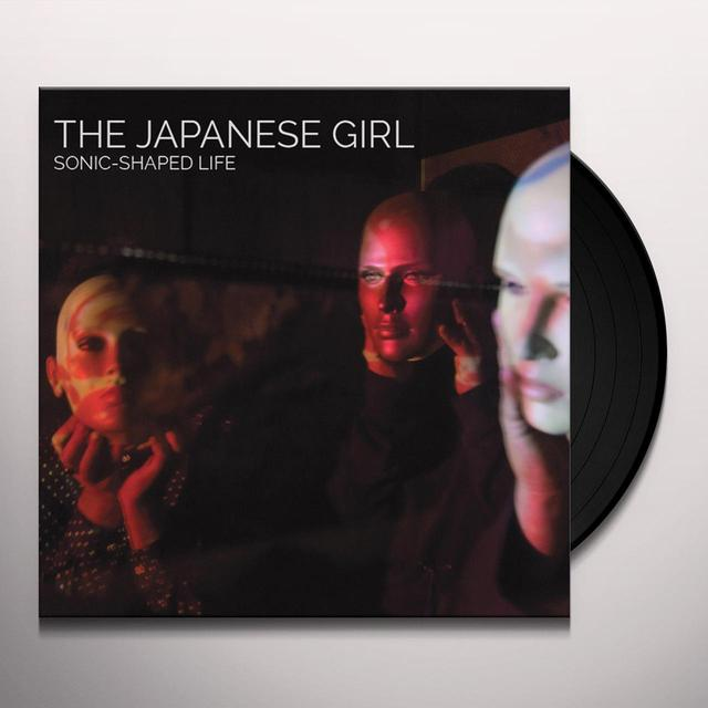 JAPANESE GIRL SONIC-SHAPED LIFE Vinyl Record