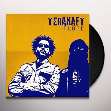 TERAKAFT ALONE Vinyl Record