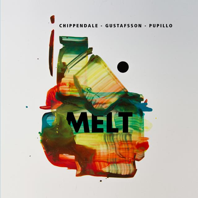 CHIPPENDALE / GUSTAFSSON / PUPILLO MELT Vinyl Record