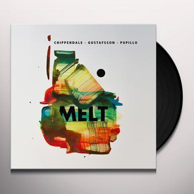 CHIPPENDALE / GUSTAFSSON / PUPILLO MELT Vinyl Record