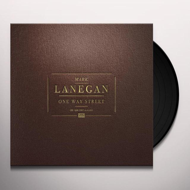 Mark Lanegan ONE WAY STREET Vinyl Record - 180 Gram Pressing, Digital Download Included