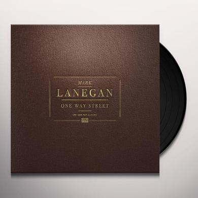 Mark Lanegan ONE WAY STREET Vinyl Record - 180 Gram Pressing, Digital Download Included