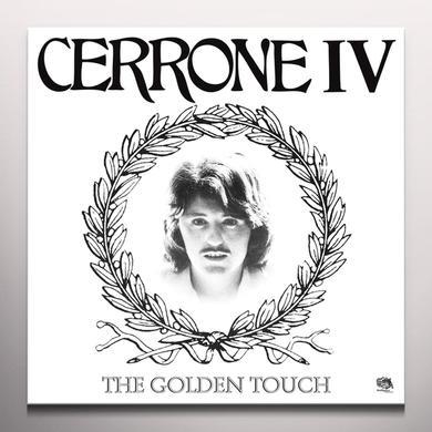 GOLDEN TOUCH (CERRONE IV) Vinyl Record - w/CD, Colored Vinyl, Gatefold Sleeve