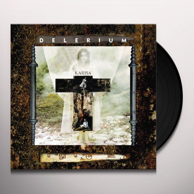 Delerium KARMA Vinyl Record - Digital Download Included