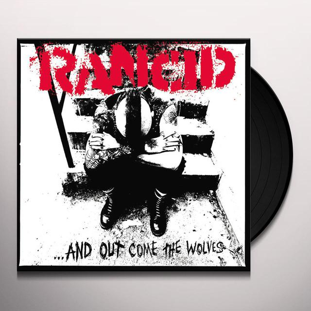 Rancid & OUT COME THE WOLVES Vinyl Record