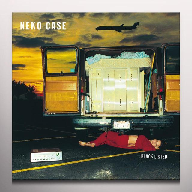 Neko Case BLACKLISTED Vinyl Record - Colored Vinyl, Digital Download Included
