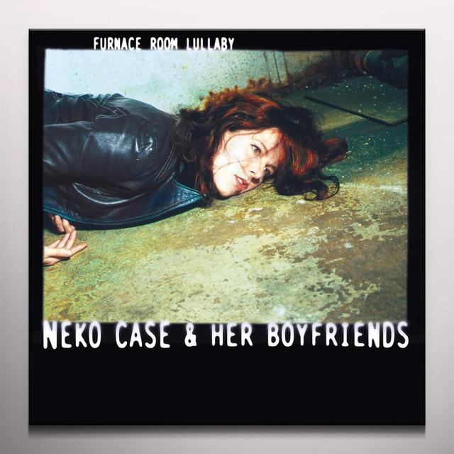 Neko Case FURNACE ROOM LULLABY Vinyl Record - Colored Vinyl, Digital Download Included