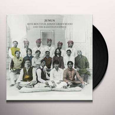 Jonny Greenwood / Shye Ben-Tzur / Rajasthan Expres JUNUN Vinyl Record