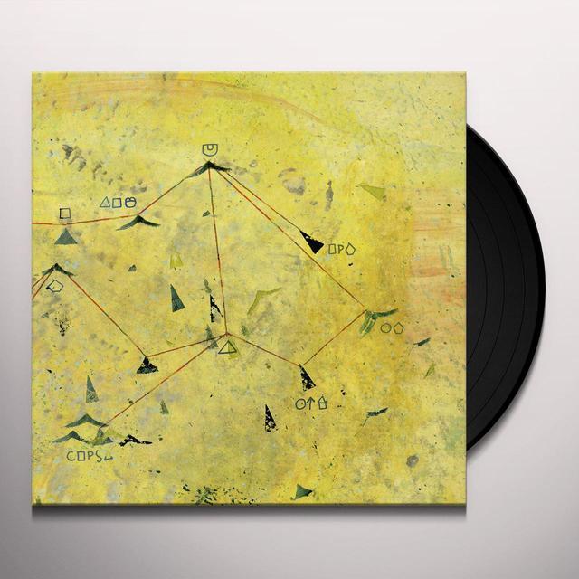 The Besnard Lakes GOLDEN LION Vinyl Record