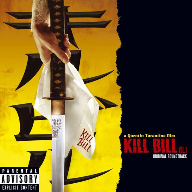 KILL BILL 1 / O.S.T. Vinyl Record