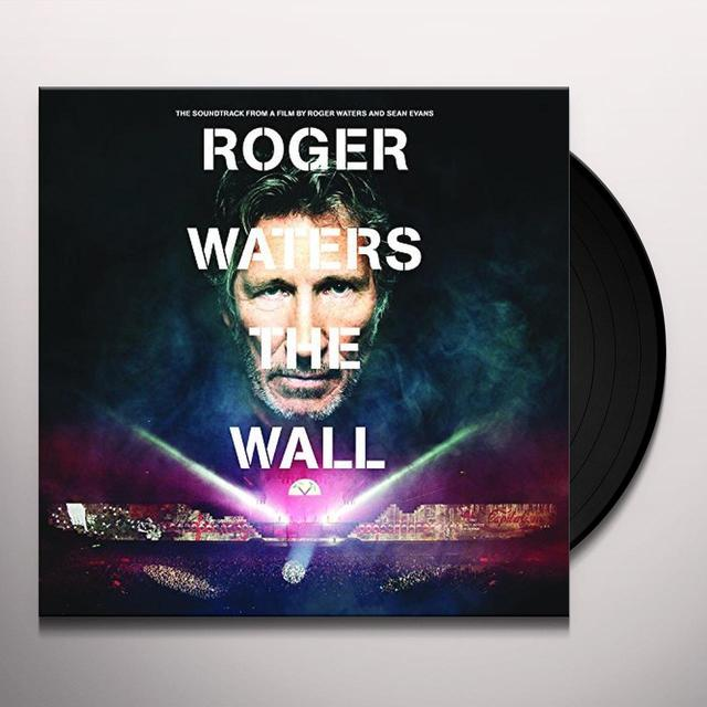 ROGER WATERS THE WALL Vinyl Record - Gatefold Sleeve, 180 Gram Pressing