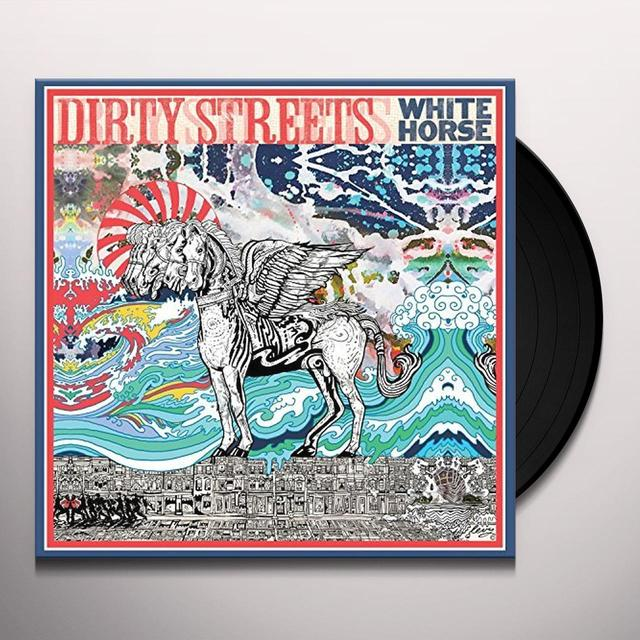 Dirty Streets WHITE HORSE Vinyl Record