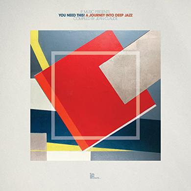 IF MUSIC PRESENTS: YOU NEED THIS A JOURNEY / VAR Vinyl Record