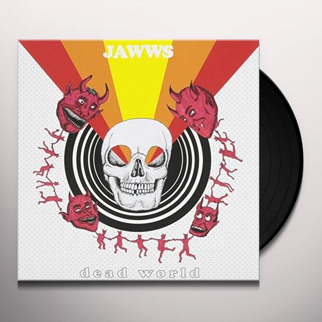JAWWS DEAD WORLD Vinyl Record