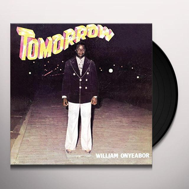 William Onyeabor TOMORROW Vinyl Record