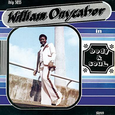 William Onyeabor BODY AND SOUL Vinyl Record