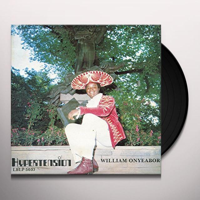 William Onyeabor HYPERTENSION Vinyl Record