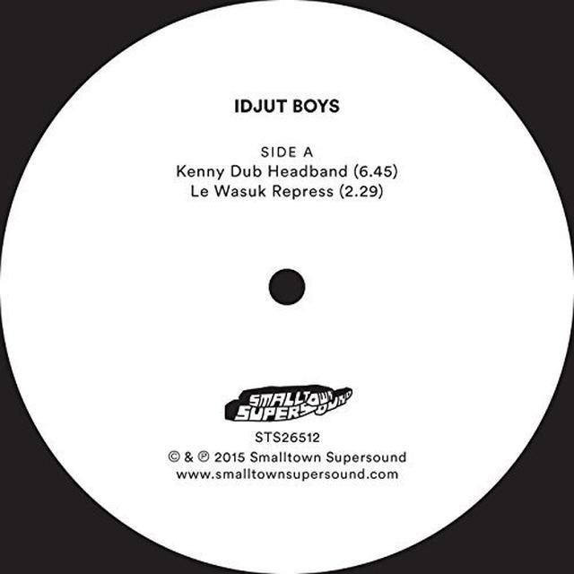 Idjut Boys KENNY DUB HEADBAND Vinyl Record