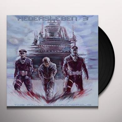 Hedersleben FALL OF CHRONOPOLIS Vinyl Record
