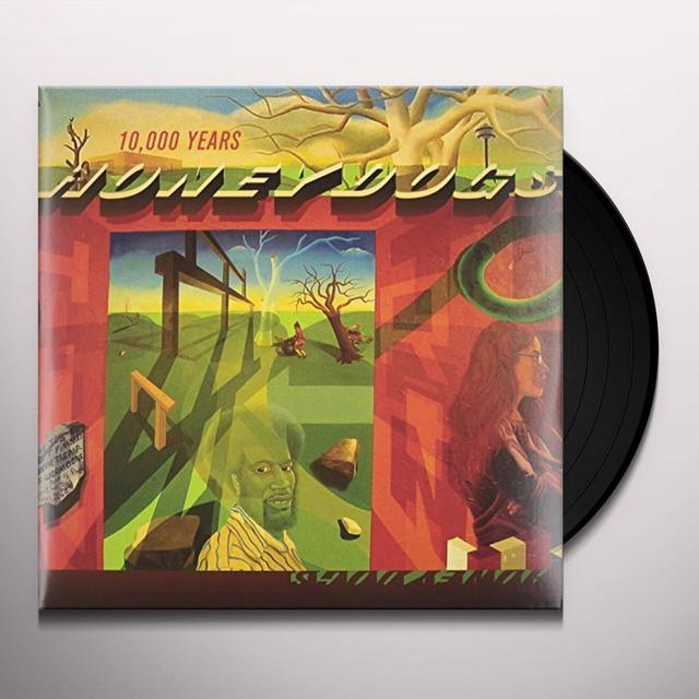Honeydogs 10,000 YEARS Vinyl Record