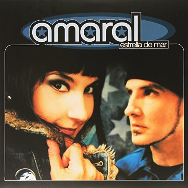 Amaral ESTRELLA DE MAR Vinyl Record - Spain Import
