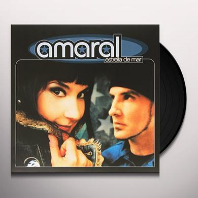 Amaral ESTRELLA DE MAR Vinyl Record - Spain Import