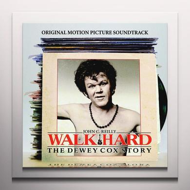 John Reily WALK HARD: DEWEY COX STORY - O.S.T. Vinyl Record - Clear Vinyl, Limited Edition