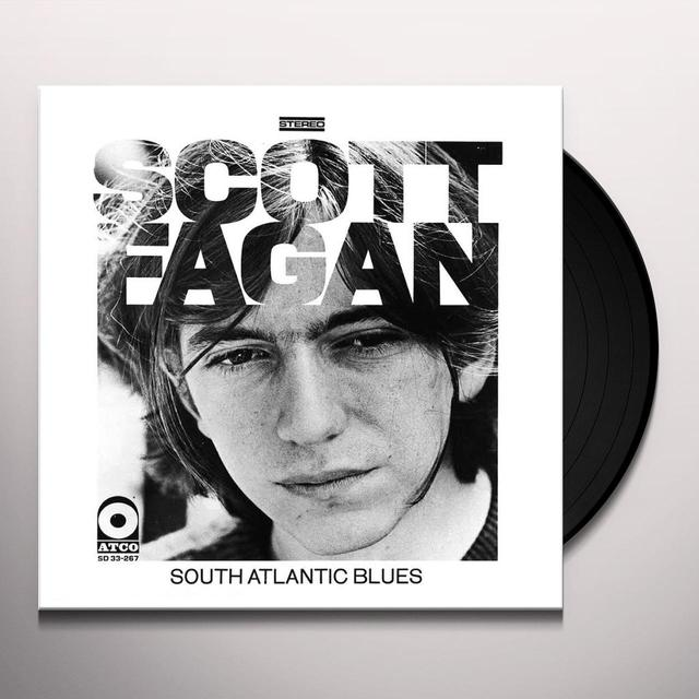 Scott Fagan SOUTH ATLANTIC BLUES Vinyl Record - Limited Edition, 180 Gram Pressing, Digital Download Included
