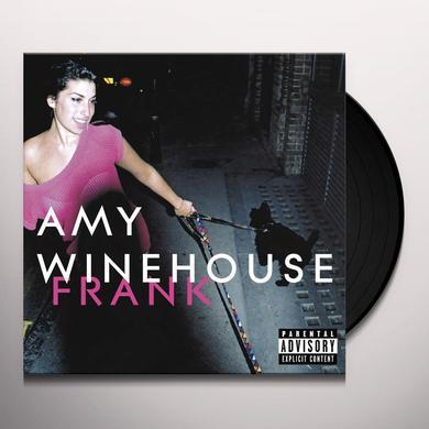 Amy Winehouse FRANK Vinyl Record
