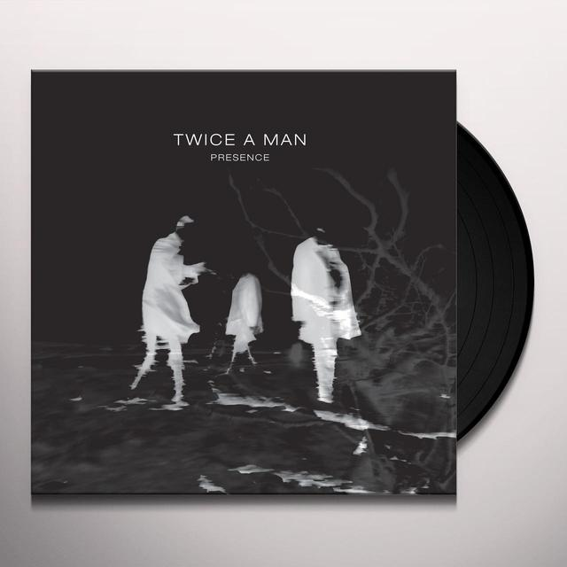 Twice A Man PRESENCE Vinyl Record