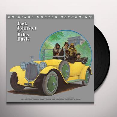 Miles Davis JACK JOHNSON - O.S.T. Vinyl Record - 180 Gram Pressing
