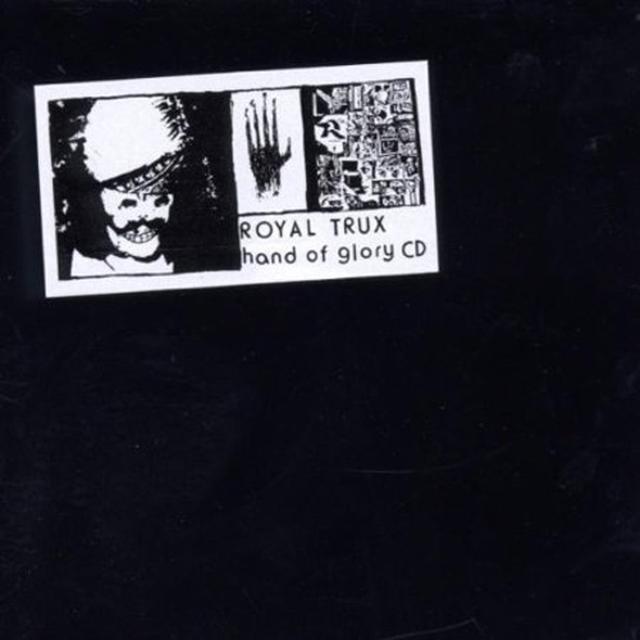Royal Trux HAND OF GLORY Vinyl Record