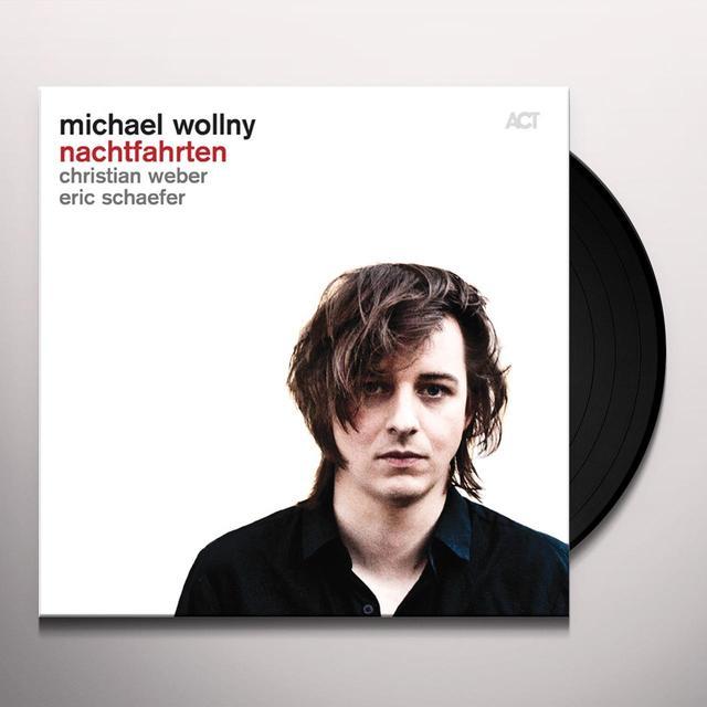 Michael Wollny NACHTFAHRTEN Vinyl Record - Gatefold Sleeve