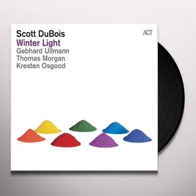 Scott Dubois WINTER LIGHT Vinyl Record - Gatefold Sleeve