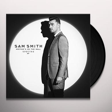 Sam Smith WRITING'S ON THE WALL Vinyl Record