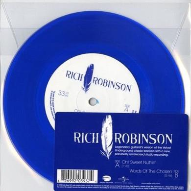 Rich Robinson OH SWEET NUTHIN Vinyl Record