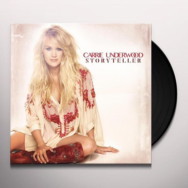 Carrie Underwood STORYTELLER Vinyl Record - Gatefold Sleeve