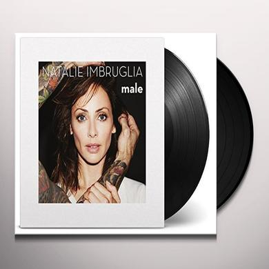 Natalie Imbruglia MALE Vinyl Record - Holland Import