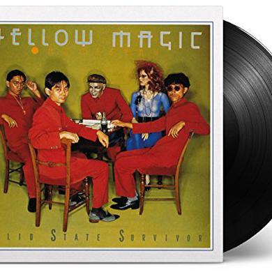 Yellow Magic Orchestra SOLID STATE SURVIVOR Vinyl Record