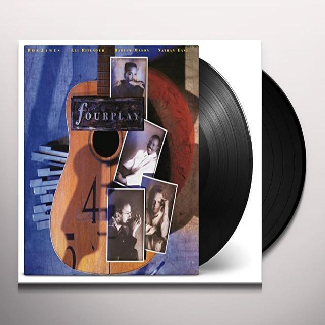 FOURPLAY Vinyl Record - 180 Gram Pressing, Holland Import