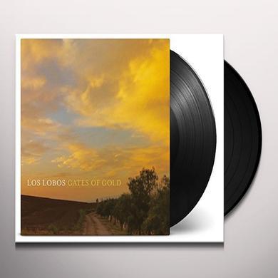 Los Lobos GATES OF GOLD Vinyl Record - 180 Gram Pressing, Holland Import