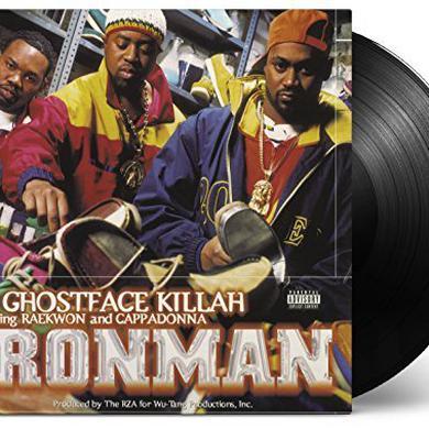 Ghostface Killah IRONMAN Vinyl Record