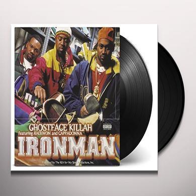 Ghostface Killah IRONMAN Vinyl Record - 180 Gram Pressing, Holland Import