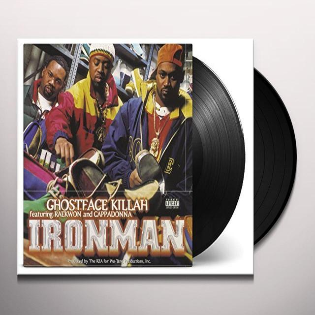Ghostface Killah IRONMAN Vinyl Record