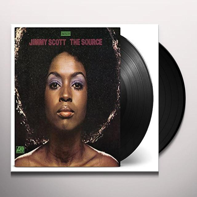 Jimmy Scott SOURCE Vinyl Record